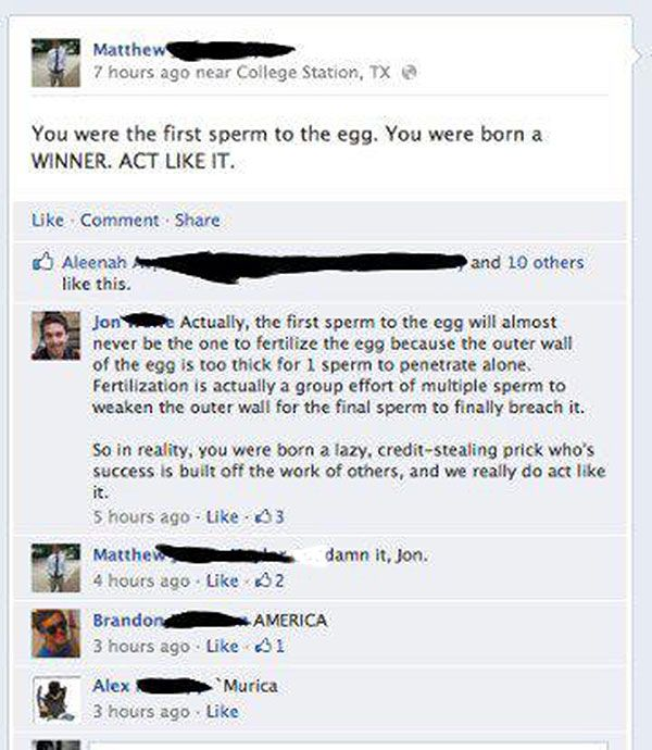 Funny Facebook Status Funny Pics Wekosh Funny Fail Facebook Status