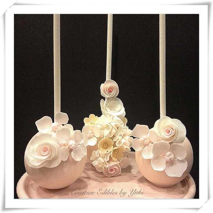 CAKE POPS ~Creative Edibles by Yuki~