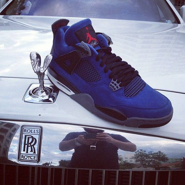 new arrivals b12db af381 Twitter. It s what s happening. Idk about the blue Eminem Air Jordan 4 ...