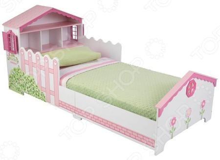 KidKraft с полочками «Кукольный домик»  — 24452р. -------------- Современные детские кровати уже давно перестали быть местом, где ребенок может только спать. Зачастую такая мебель сочетает в себе сразу несколько полезных и важных функций. Яркие и необычные модели способны превратиться в место, где игра оживает, или уютное гнездышко, где можно в тишине и комфорте почитать, порисовать. Поэтому интересная и необычная мебель в детскую комнату отличный выбор для гармоничного развития вашего…