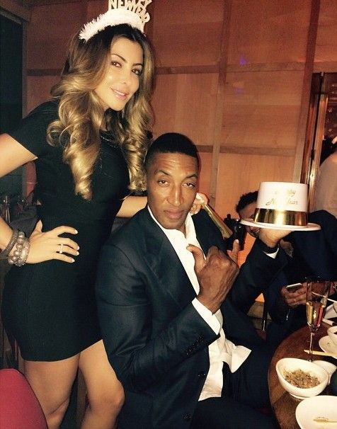 Scottie Pippen's Wife Larsa: Things You Should Know -- # Larsa and Scottie are very generous and benevolent