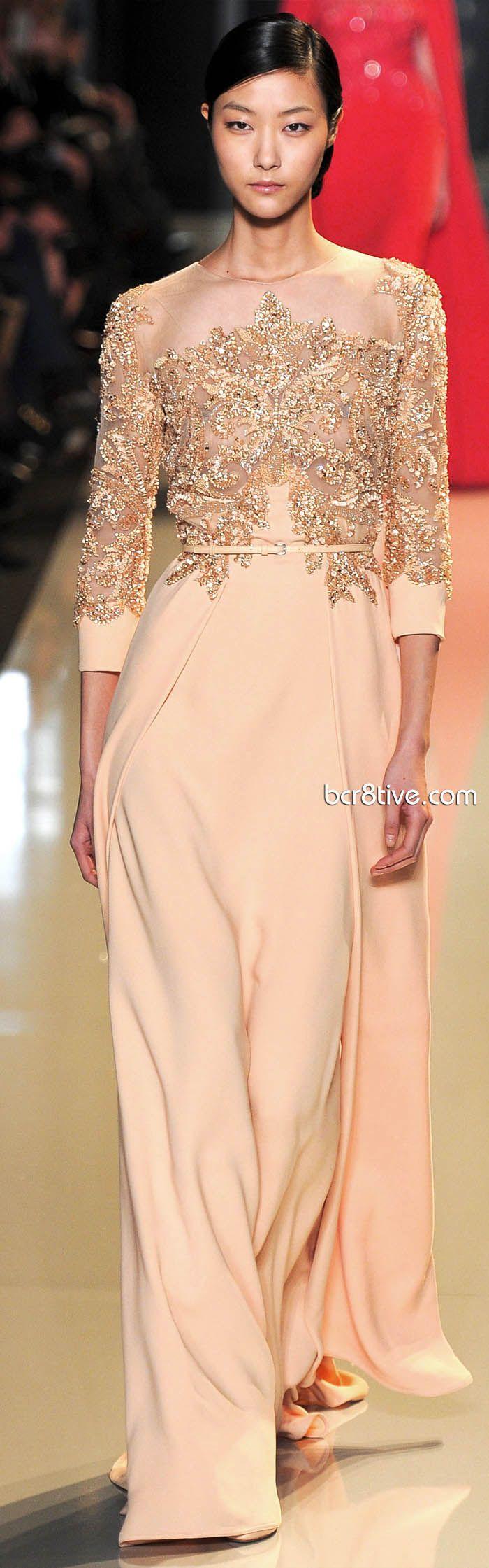 Elie Saab Spring Summer 2013 Haute Couture