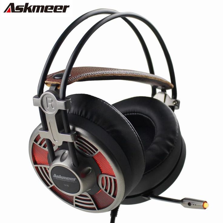 ASKMEER V16 Gaming Headphones