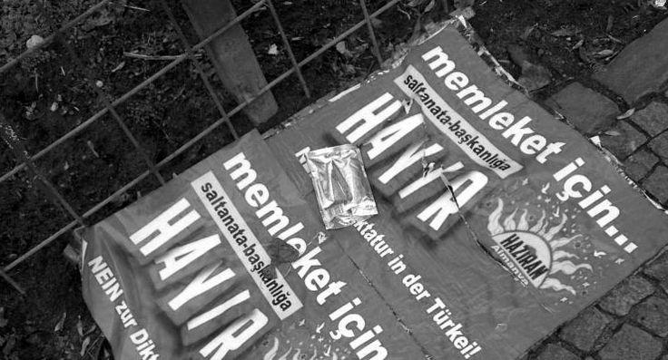 HRW: Referandum kampanyası benzeri görülmemiş siyasal baskı ortamında yapıldı