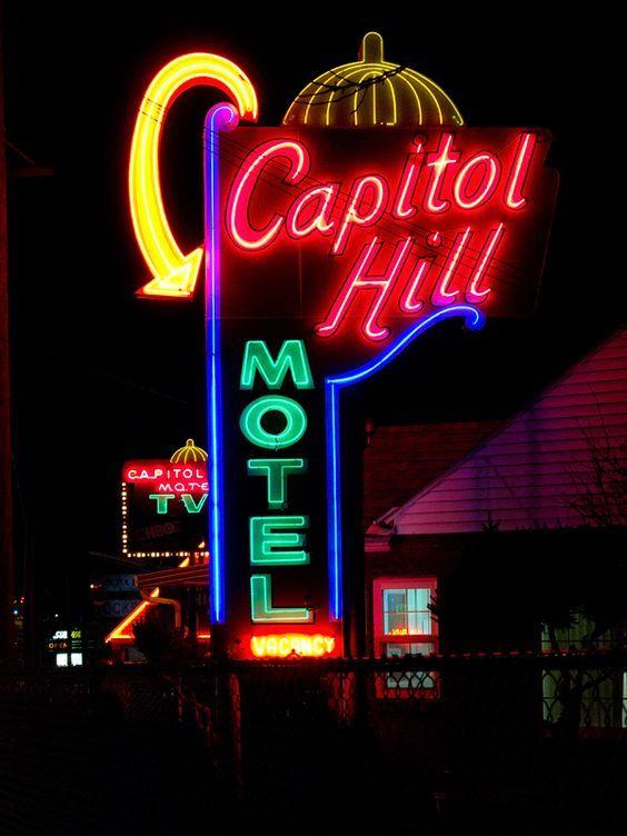 Capitol Hill Motel Portland, Oregon