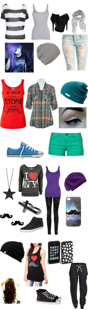 """Outfits with beanies"" by fashion-girl221 ❤ liked on Polyvore"
