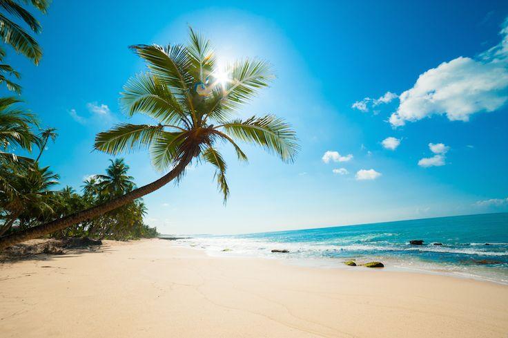 Maldiverna - ett av 7 romantiska resmål i vår