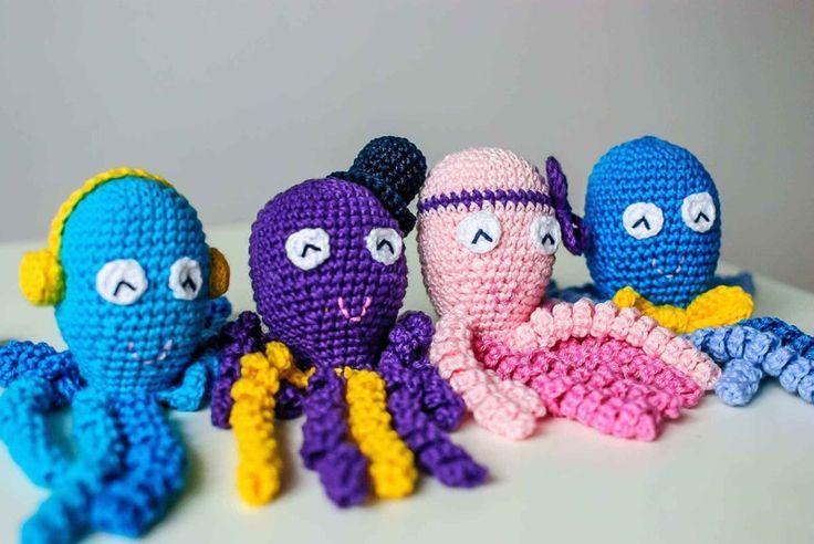 polvo croche bebe prematuro - Acessorios para newborn, Wraps, Mantas de Pêlos alto, Props e Conjuntos em Croche