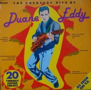 Duane Eddy ‎– The Greatest Hits Of Duane Eddy  RTL 2035 Stereo