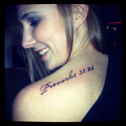 Tattoo Woman Reading: #bible #read #proverbs #love #GOD #religion