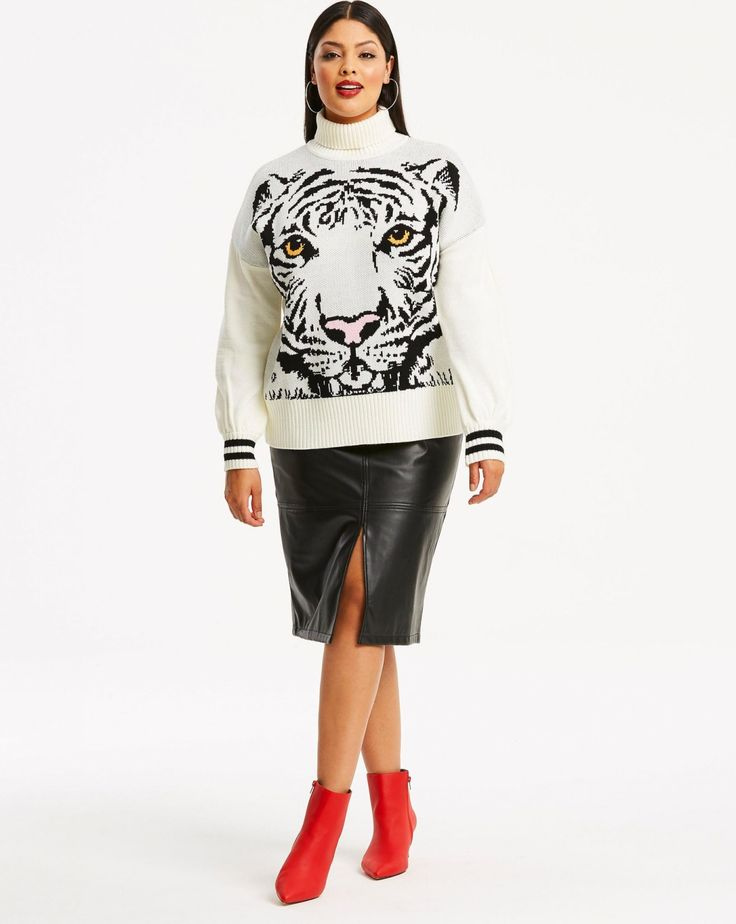 Sweater Weather: 10 Plus Size Sweaters To Try This Winter For Maximum Curve Appeal 2