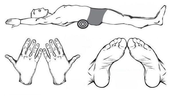 Как убрать обвисший живот и выпрямить спину?   thePO.ST