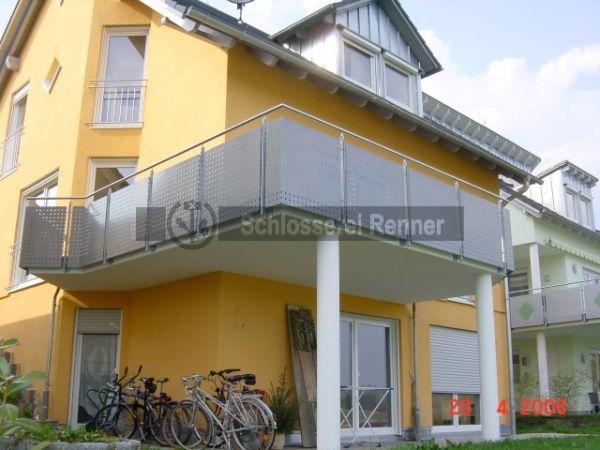 Balkongeländer | Schlosserei Renner