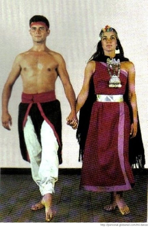 janzkera tipikoa Maputxe