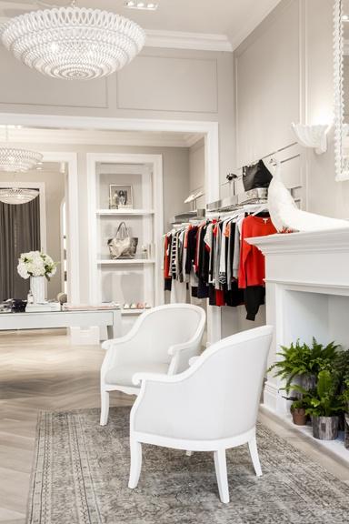 Boutique Design: Joie Fillmore Street in San Francisco