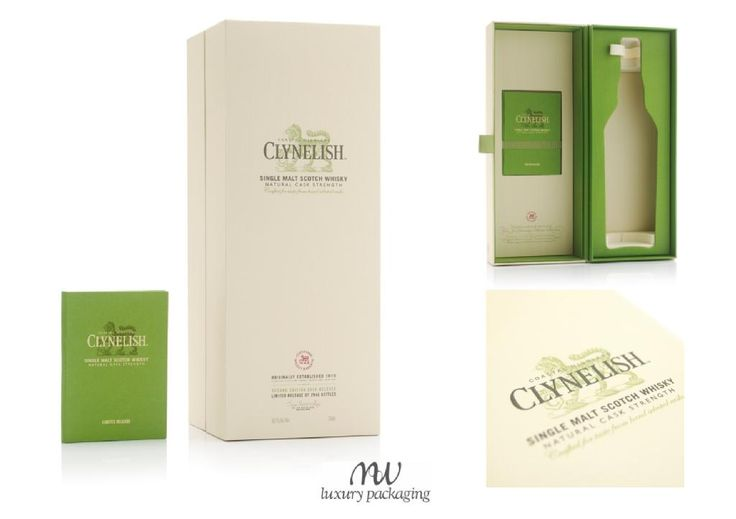 Clynelish Single Malt MW Luxury Packaging for Diageo .jpg