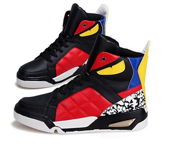 2017 inverno nuovi uomini delle scarpe di Alta qualità scarpe di cuoio casuali moda hip hop high aiuto Lace Up appartamenti vizio versa uomo scarpe in  caro,importante notizie! noi garantiamo la qualità di tutte le scarpe, si prega di scegliere con attenzione il formato,da Scarpe casual da uomo su AliExpress.com | Gruppo Alibaba