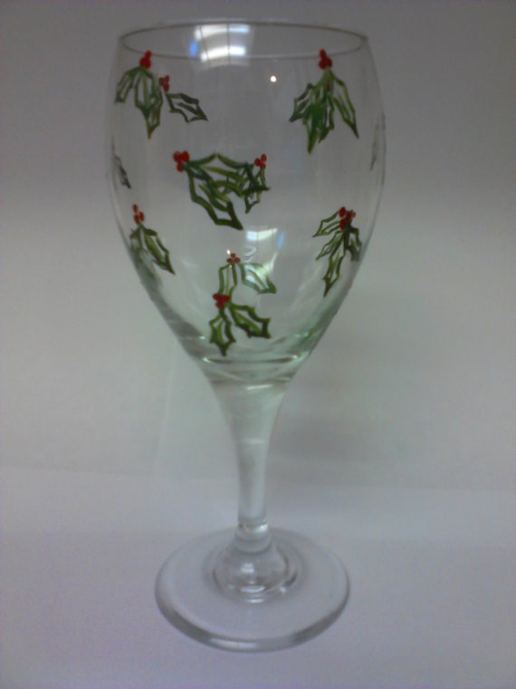111 best wine glass ideas images on pinterest painting for Christmas painted wine glasses pinterest