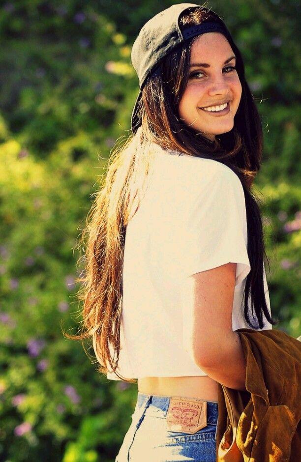 """""""Si, yo hago el papel de linda a veces""""  Lana Del Rey #LDR"""