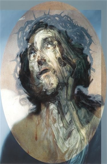 Glenn Brown - Can't Seem to Feel it Anymore, 2008