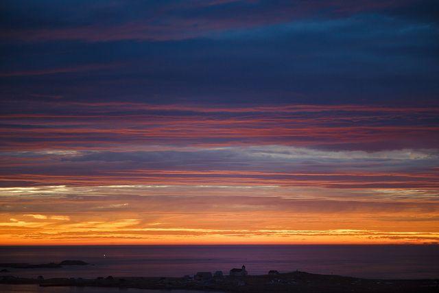 Saint Pierre et Miquelon par le photographe Farid Souiah