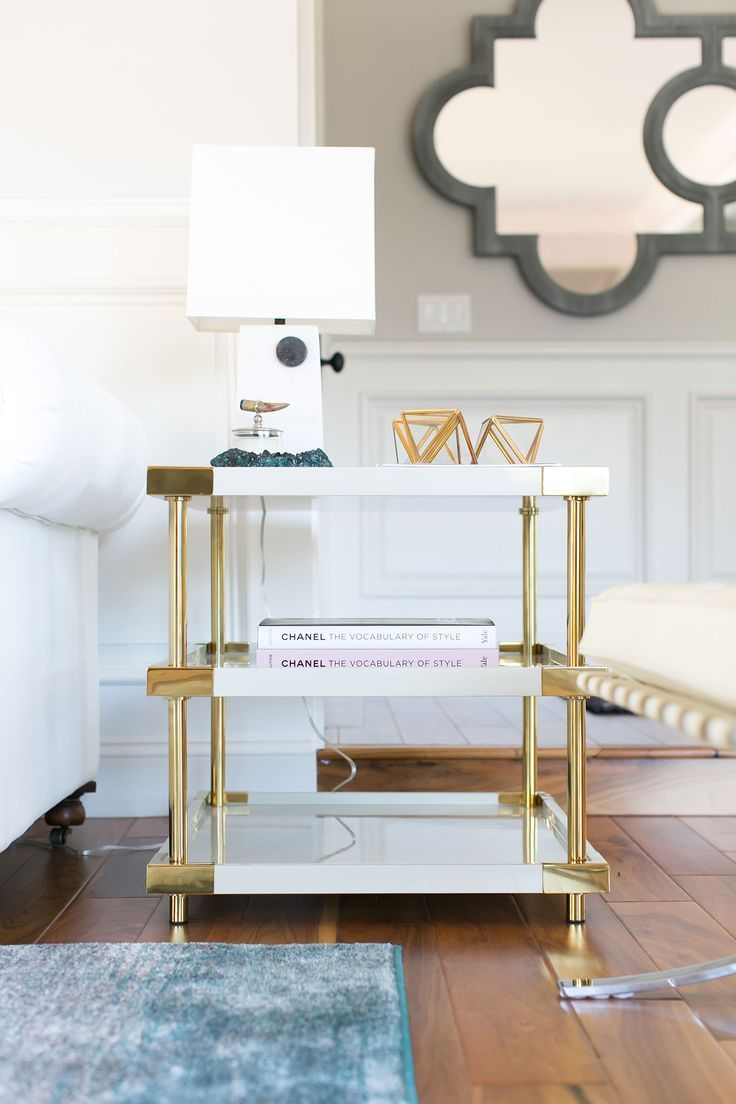 We Love The Glamour Of This Bernhardt End Table! Find Gorgeous Bernhardt  Furniture Like This