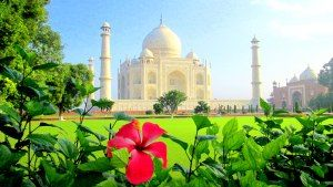 The simply sublime Taj Mahal