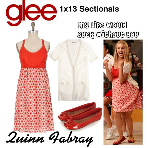 Quinn Fabray (Glee) : My Life Would Suck Without You