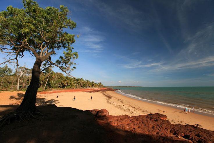 Dundee Beach, Northern Territory, Australia.