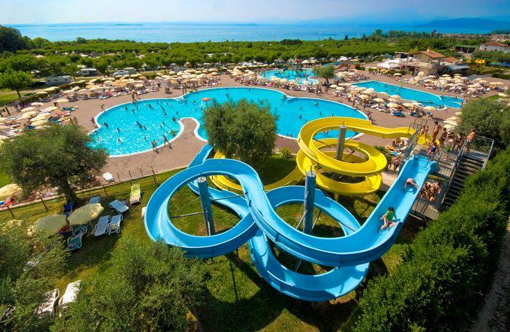 Camping Spiaggia d'oro - Parco acquatico: relax e divertimento per tutti   Acquapark