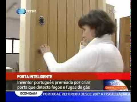 Patente a Porta Inteligente 2007.wmv