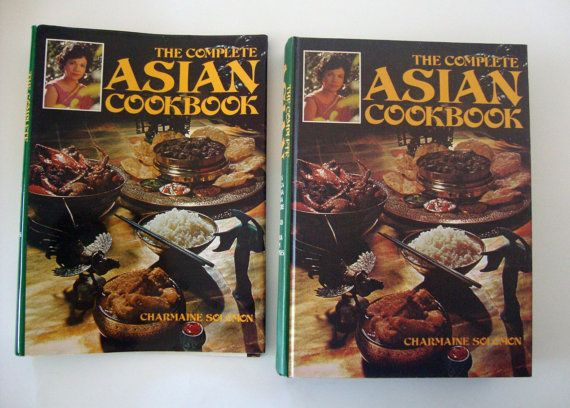 Simply one of the best  Asian Cookbooks. Complete Asian Cookbook By Charmaine by flyingdollar, $24.99