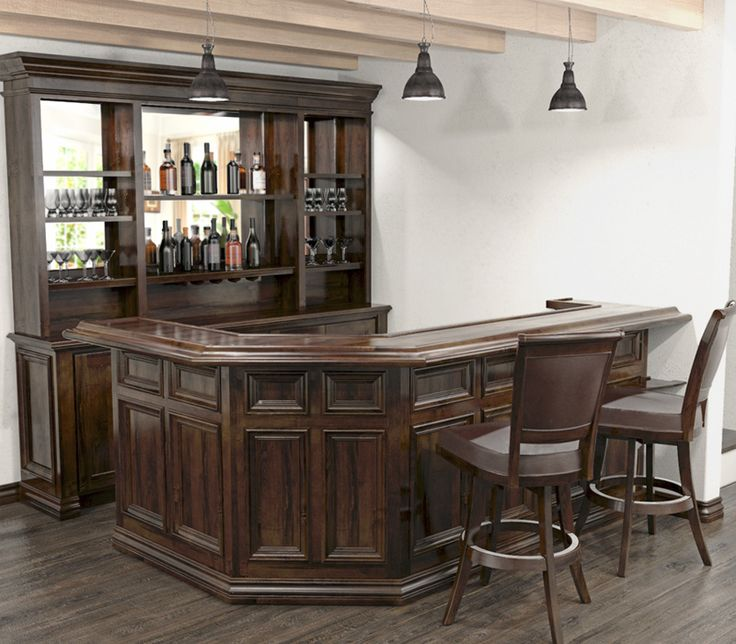 Custom Rutherford Bar