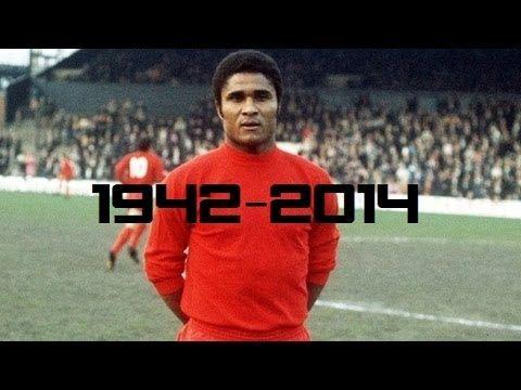 5 stycznia zmarła gwiazda portugalskiej piłki nożnej - legendarny Eusebio!