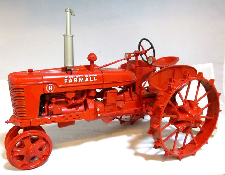 Farmall Tractor Cast Wheel Hub : Best images about farmall toy tractors on pinterest
