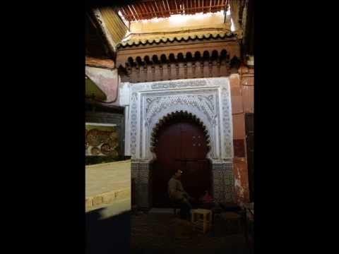 Fotos de: Africa - Marruecos - Marraquech - Puertas con encanto