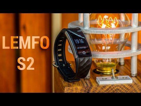 Заменитель Xiaomi Mi Band 2 за 20$. Подробный обзор смарт-браслета LEMFO S2. Все плюсы и минусы. - YouTube