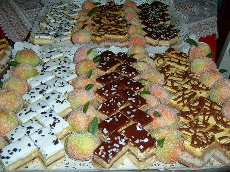Rozi Erdélyi konyhája: Lakodalmas sütemények
