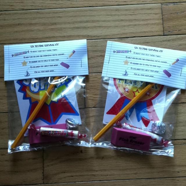 25 Best Ideas About Teacher Survival Kits On Pinterest: 19 Best Images About Gift Ideas: Survival Kits On