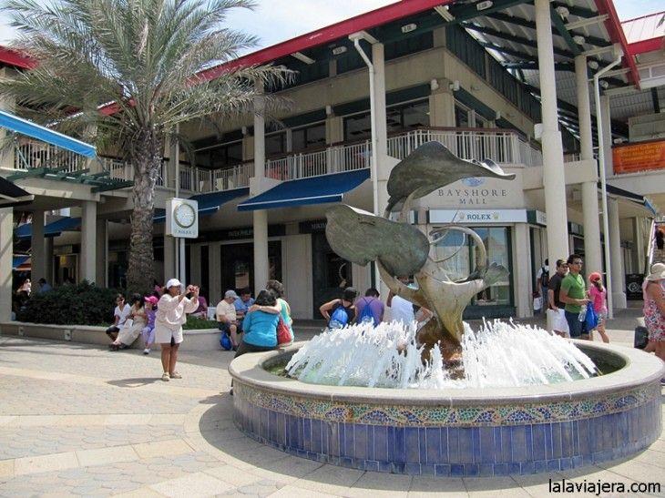 George Town capital de Gran Caimán es un paraíso fiscal