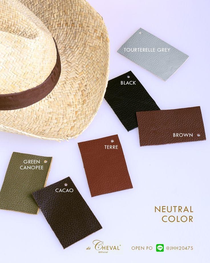 Memadukan warna pada pakaian Anda sama dengan seni ! Nih ...