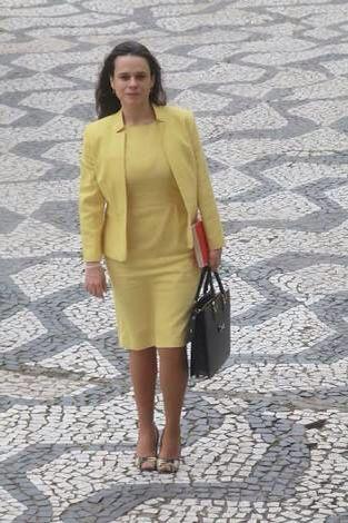 Dra Janaina Paschoal - competente e corajosa advogada