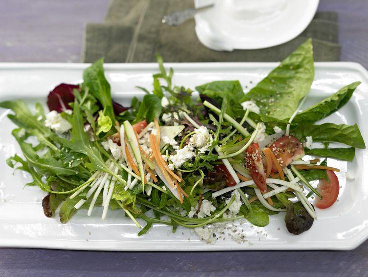 Fischsalat kalorienarm