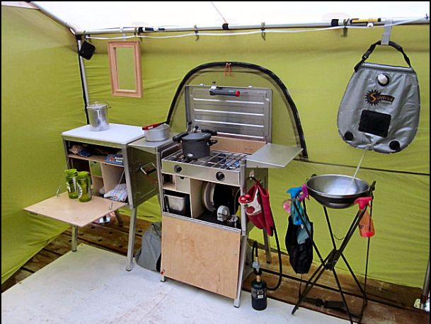 Kanz Outdoors Field Kitchen Review