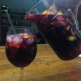 The Best Spanish Sangria Recipe & Video | comfortable food