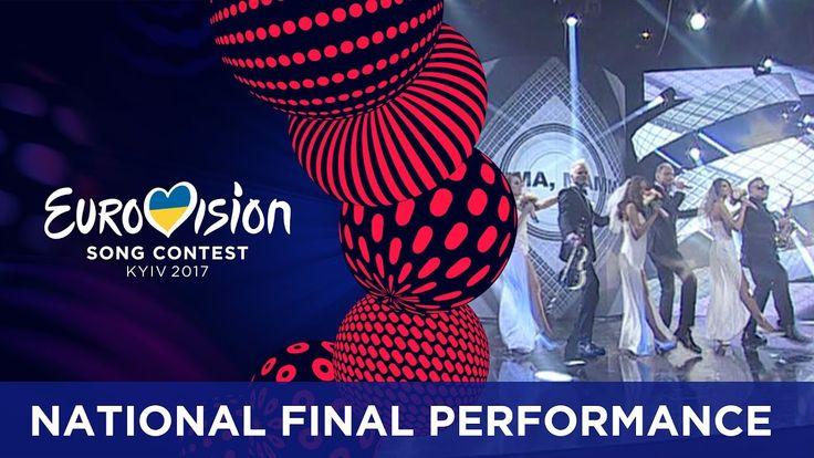 SunStroke Project - Hey Mamma! (Moldova) Eurovision 2017 - National Fina...