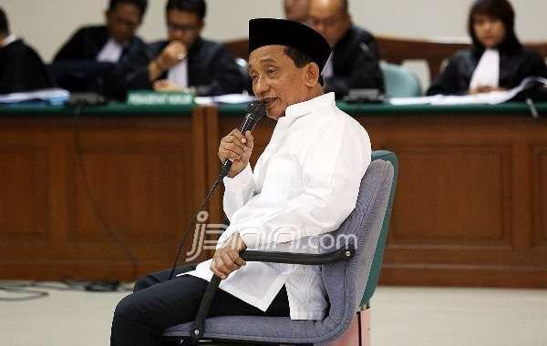 Jaksa KPK Serahkan Rp 225 Miliar Uang Fuad Amin ke Kas Negara