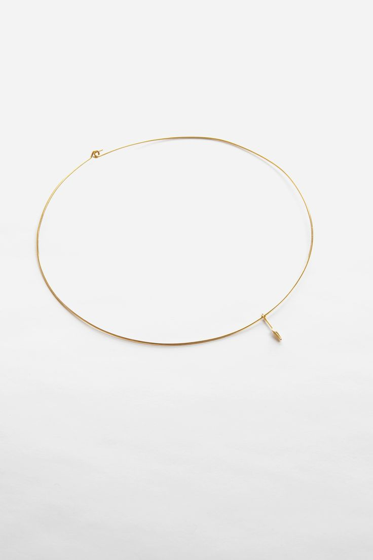 necklace - stella - Anna Lawska Jewellery collection - feelings -