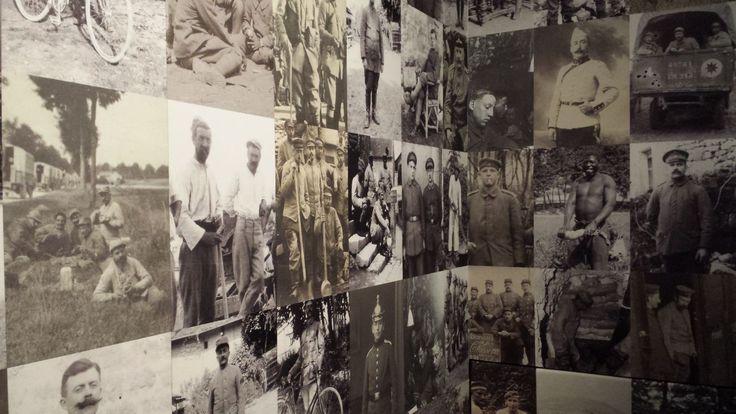 Nous voici au second niveau du #Mémorial de #Verdun qui vous laisse découvrir aviateurs, artilleurs, états-majors qui prennent part à la bataille ainsi que la vie en #Meuse aux arrières immédiats du front où les médecins travaillent sans répit.  Crédit photo : CDT Meuse