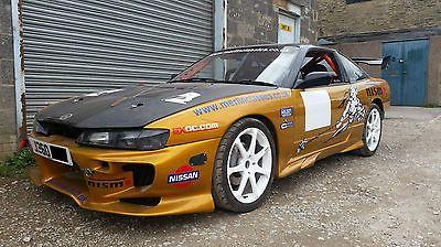 eBay: 1992 NISSAN 200SX S13 Race Track Drift Car Time Attack